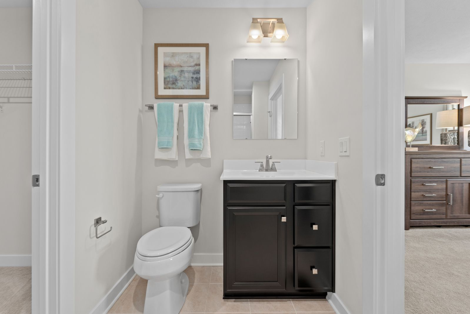 Bathroom featured in the Barbados Isle By Ryan Homes in Harrisonburg, VA