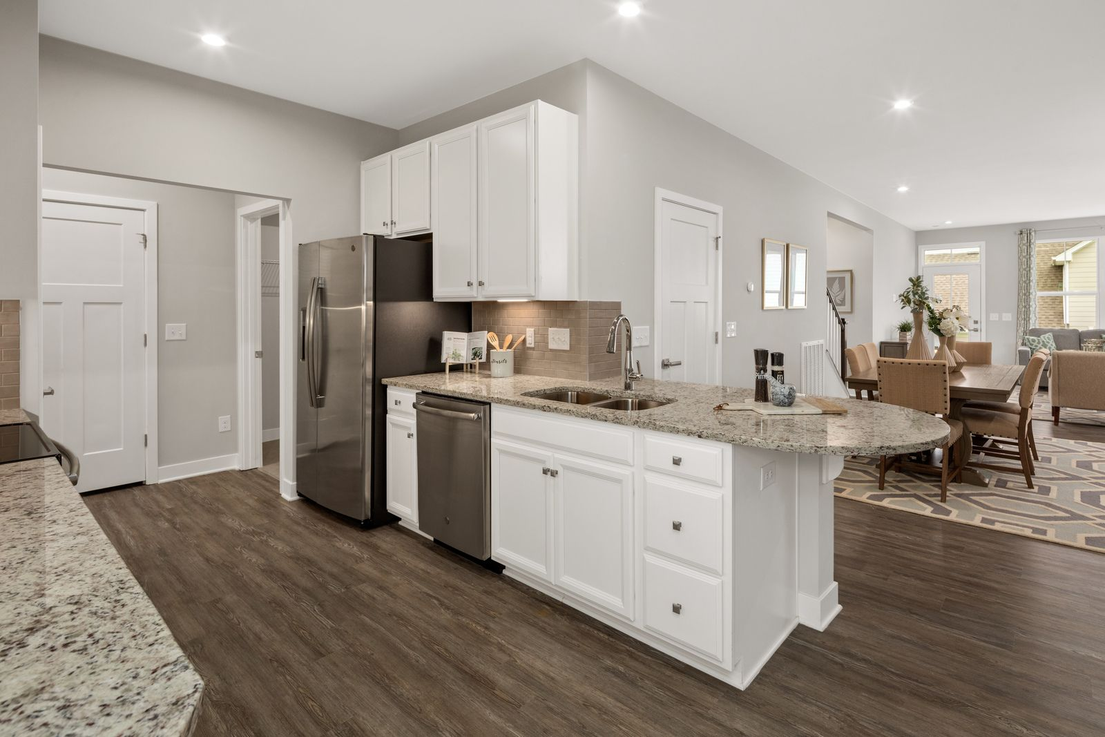 Kitchen featured in the Calvert By Ryan Homes in Cincinnati, OH