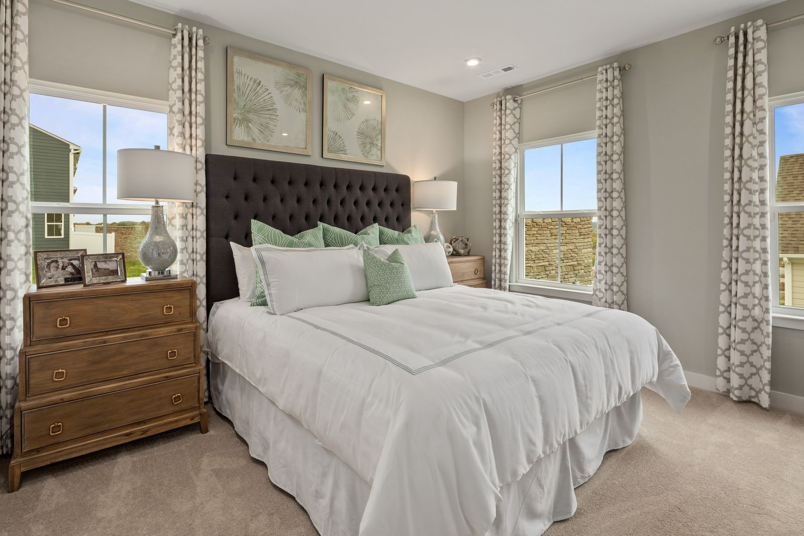 Bedroom featured in the Calvert Basement By Ryan Homes in Washington, MD