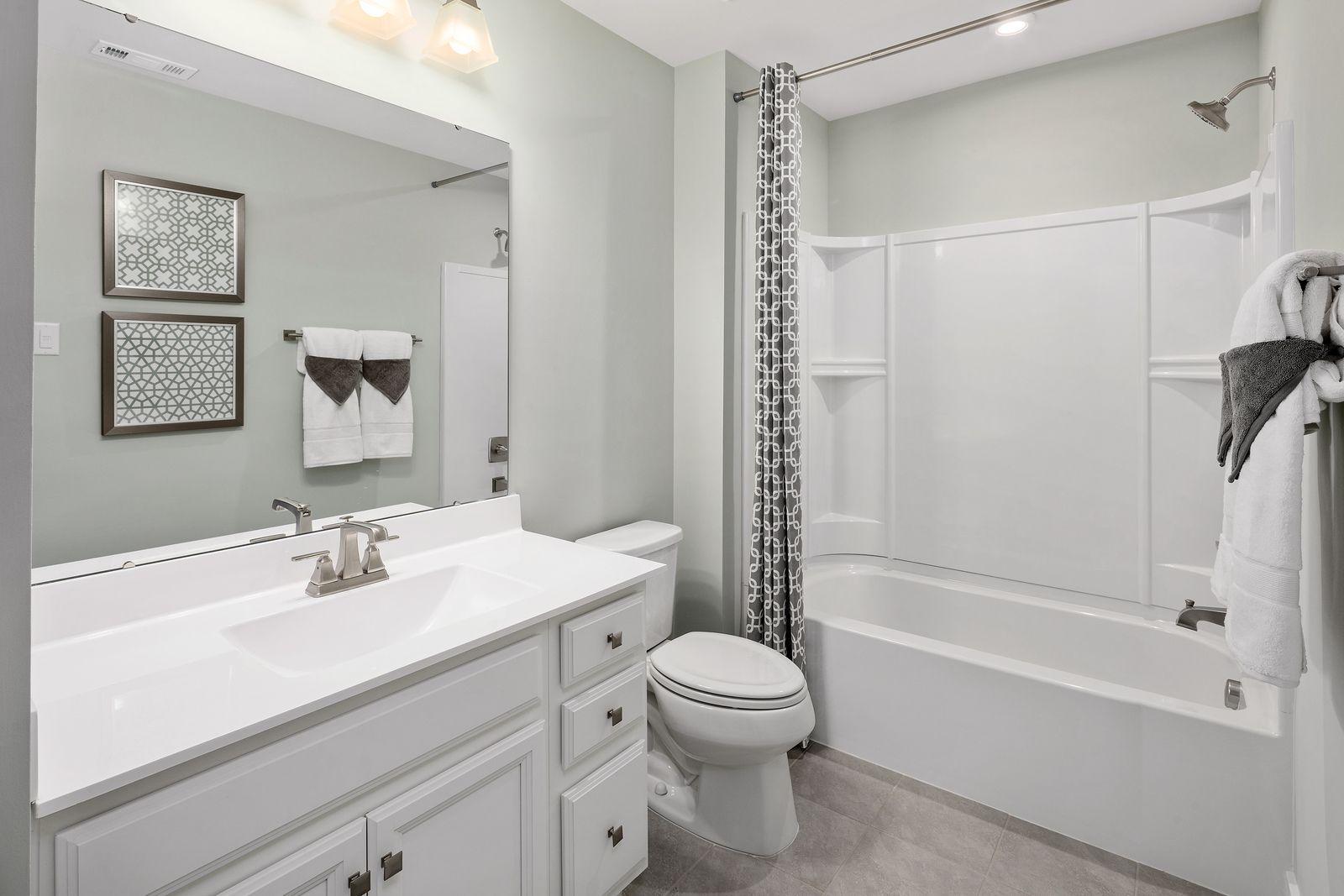 Bathroom featured in the Calvert By Ryan Homes in Cincinnati, OH