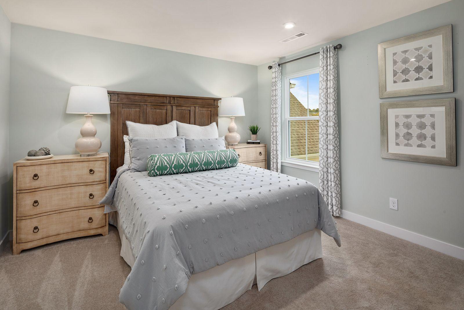 Bedroom featured in the Calvert By Ryan Homes in Cincinnati, OH