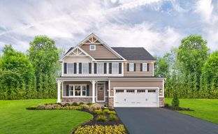 Estates at Willow Brook by Ryan Homes in Allentown-Bethlehem Pennsylvania