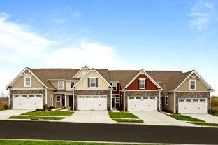 Calvert - Towns at Fieldstone Farms: Liberty Township, Ohio - Ryan Homes