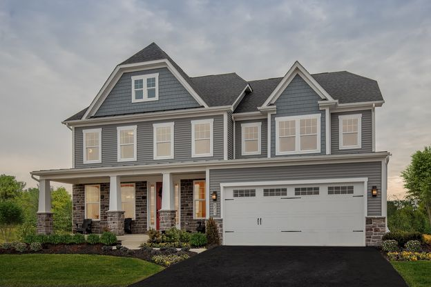 Only 1 Home Remains!:Don't miss luxury living near Marriott's Ridge!Schedule a visit today.