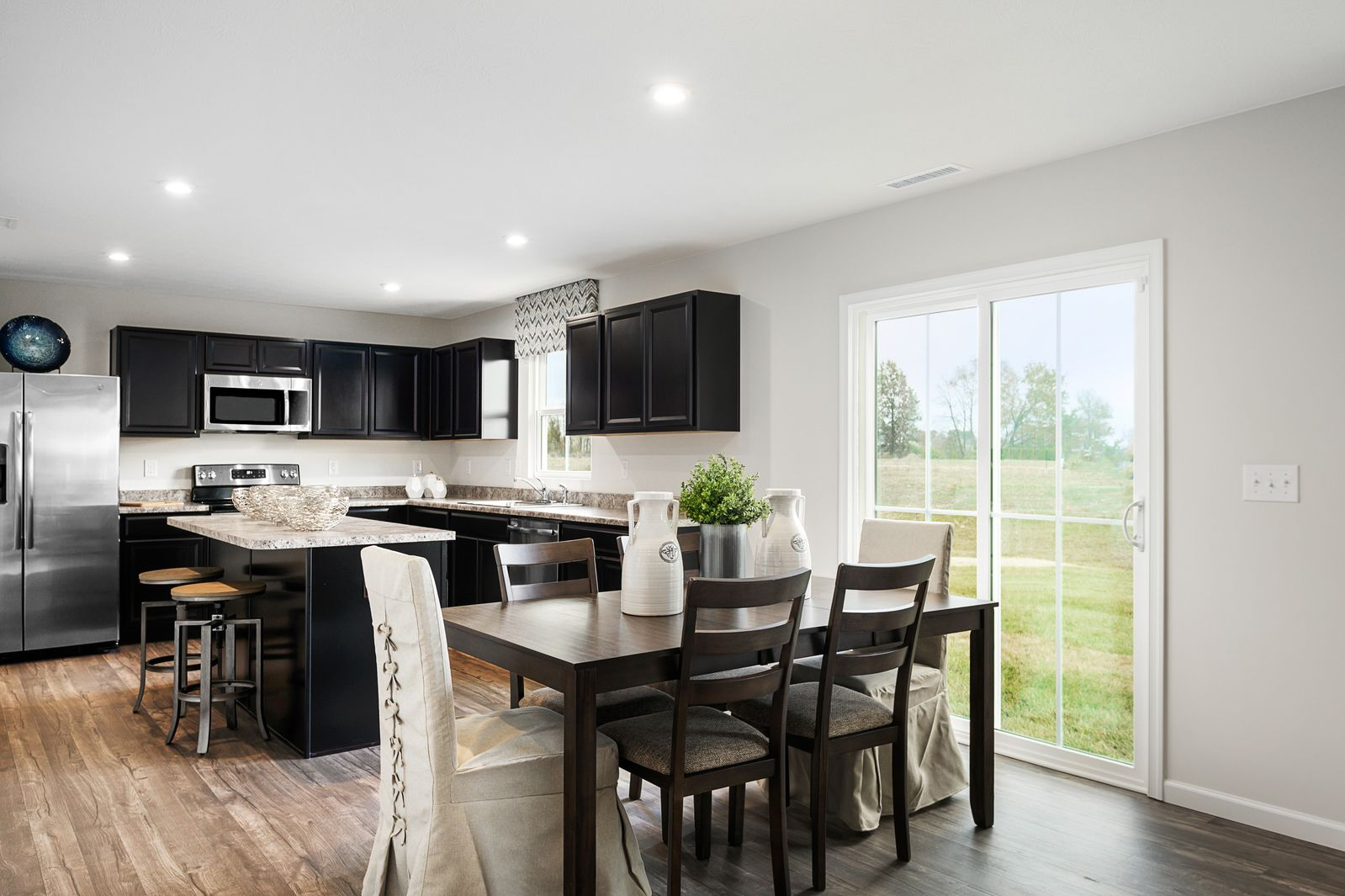 Kitchen featured in the Elm By Ryan Homes in Baltimore, MD