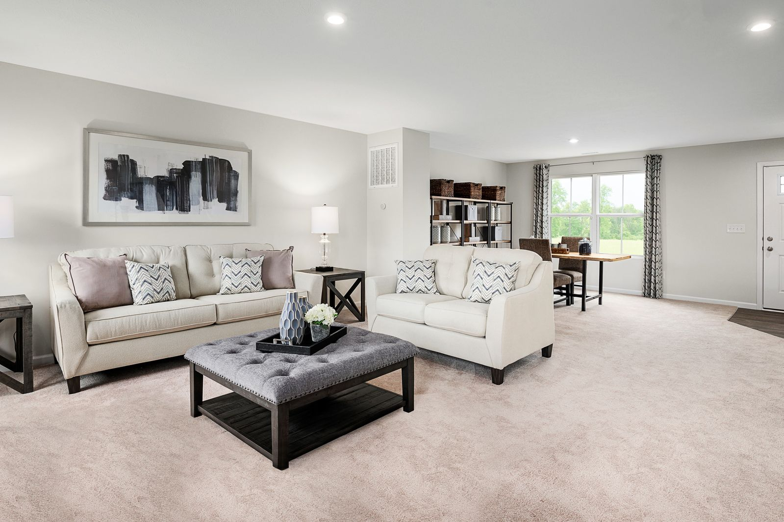 Living Area featured in the Elm By Ryan Homes in Columbus, OH