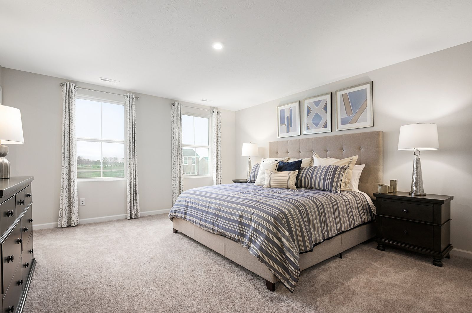 Bedroom featured in the Elm By Ryan Homes in Atlantic-Cape May, NJ