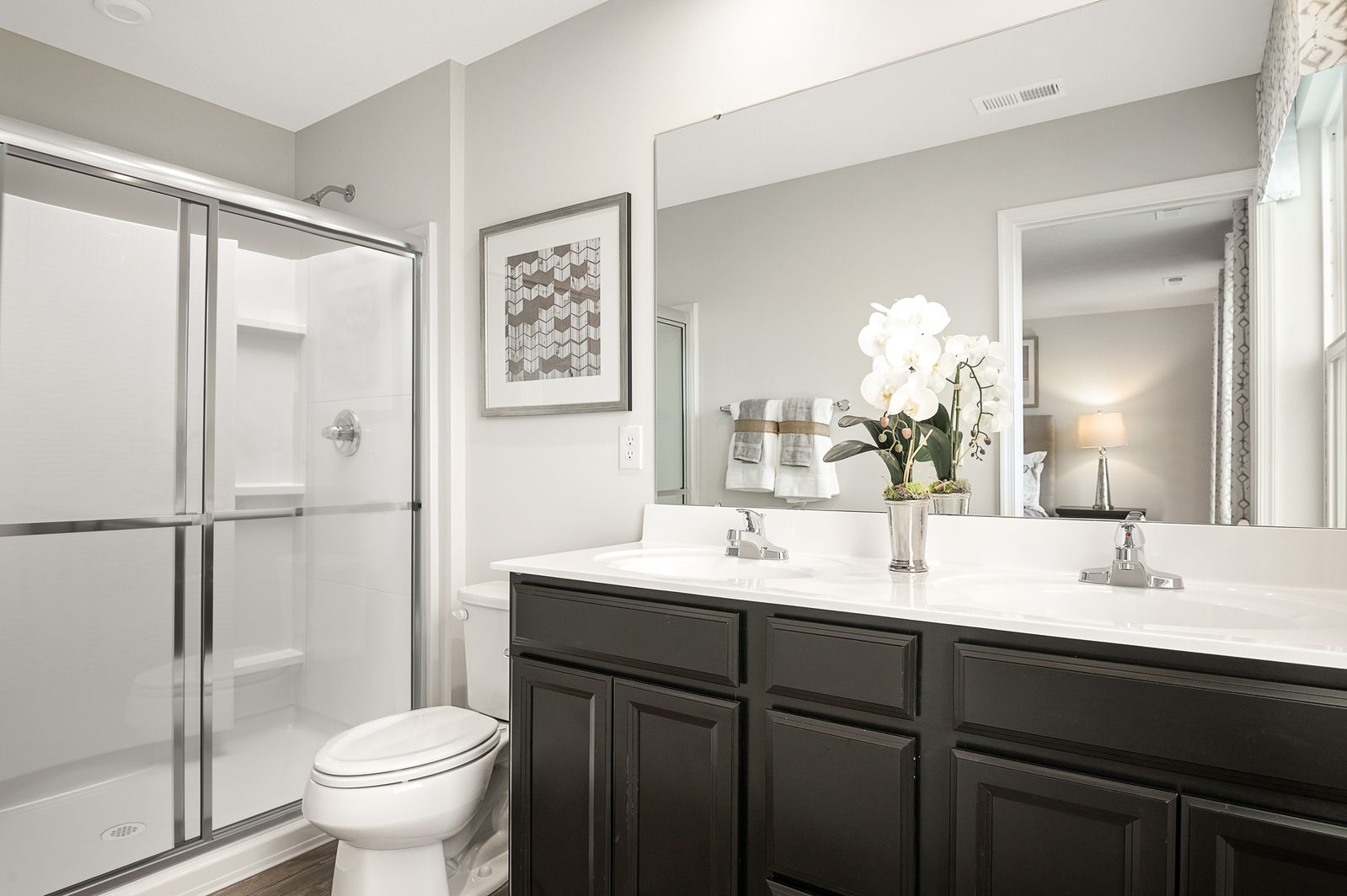 Bathroom featured in the Elm By Ryan Homes in Baltimore, MD
