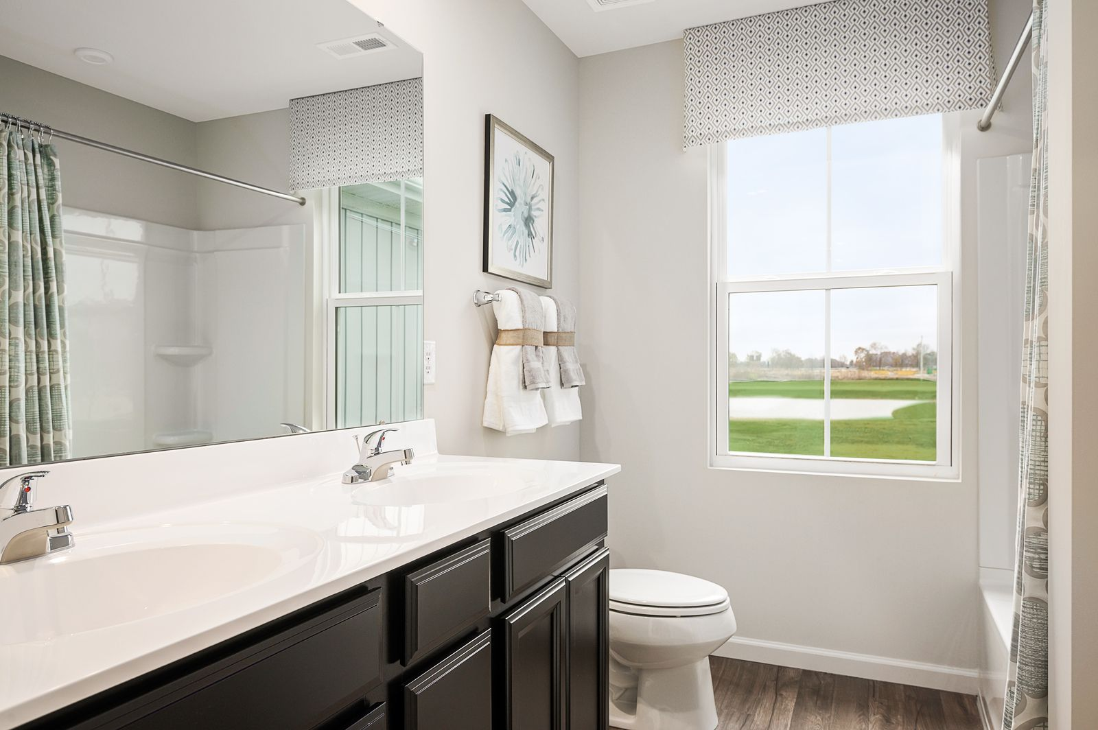 Bathroom featured in the Elm By Ryan Homes in Dayton-Springfield, OH