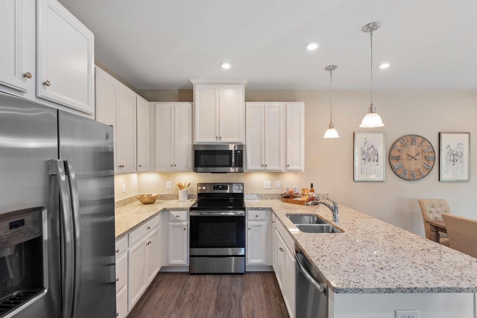 Kitchen featured in the Roxbury By Ryan Homes in Norfolk-Newport News, VA