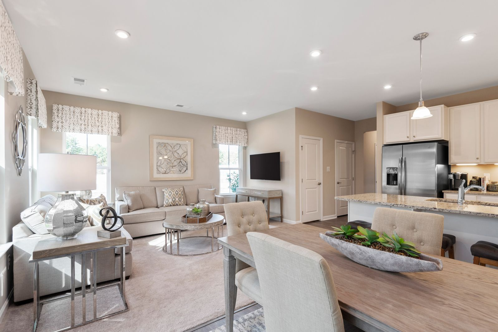 Living Area featured in the Roxbury By Ryan Homes in Norfolk-Newport News, VA