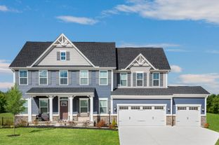 Normandy - Lee's Parke: Fredericksburg, District Of Columbia - Ryan Homes