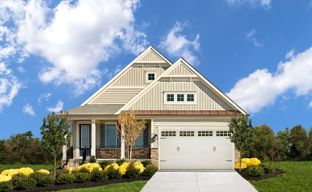 55+ Active Adult The Woodlands Single-Family Homes by NVHomes in Washington Maryland