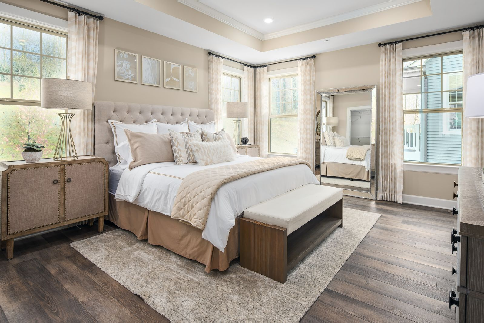 Bedroom featured in the Bennington By NVHomes in Philadelphia, PA
