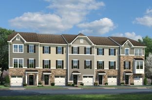 Strauss - Townes At Haddon Point by Haddon Point Urban Renewal II, LLC: Pennsauken, New Jersey - Ryan Homes