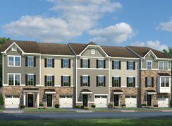 Strauss - Townes At Haddon Point by Haddon Point Urban Renewal II, LLC: Pennsauken, Pennsylvania - Ryan Homes