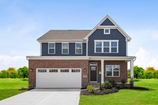 Columbia w/ Finished Basement - The Legacy at Winding Creek: Dayton, Ohio - Ryan Homes
