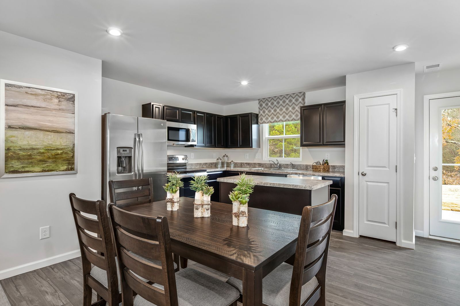 Kitchen featured in the Aspen By Ryan Homes in Buffalo-Niagara Falls, NY