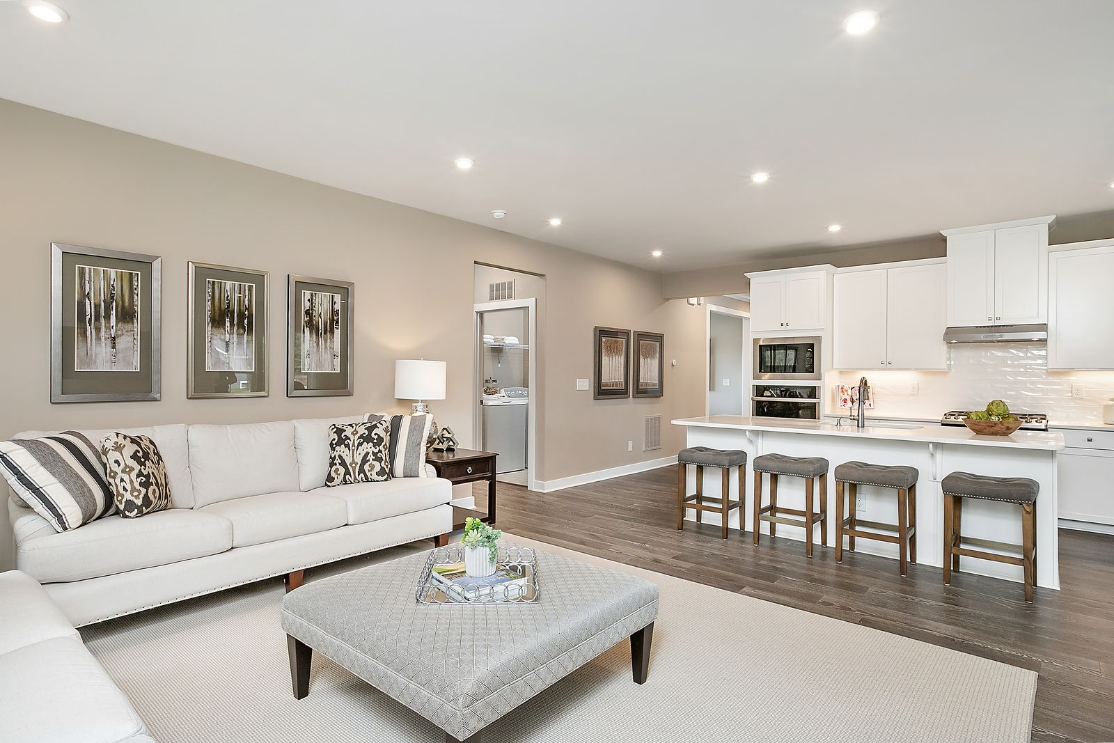 Living Area featured in the Bramante Ranch By Ryan Homes in Cincinnati, OH