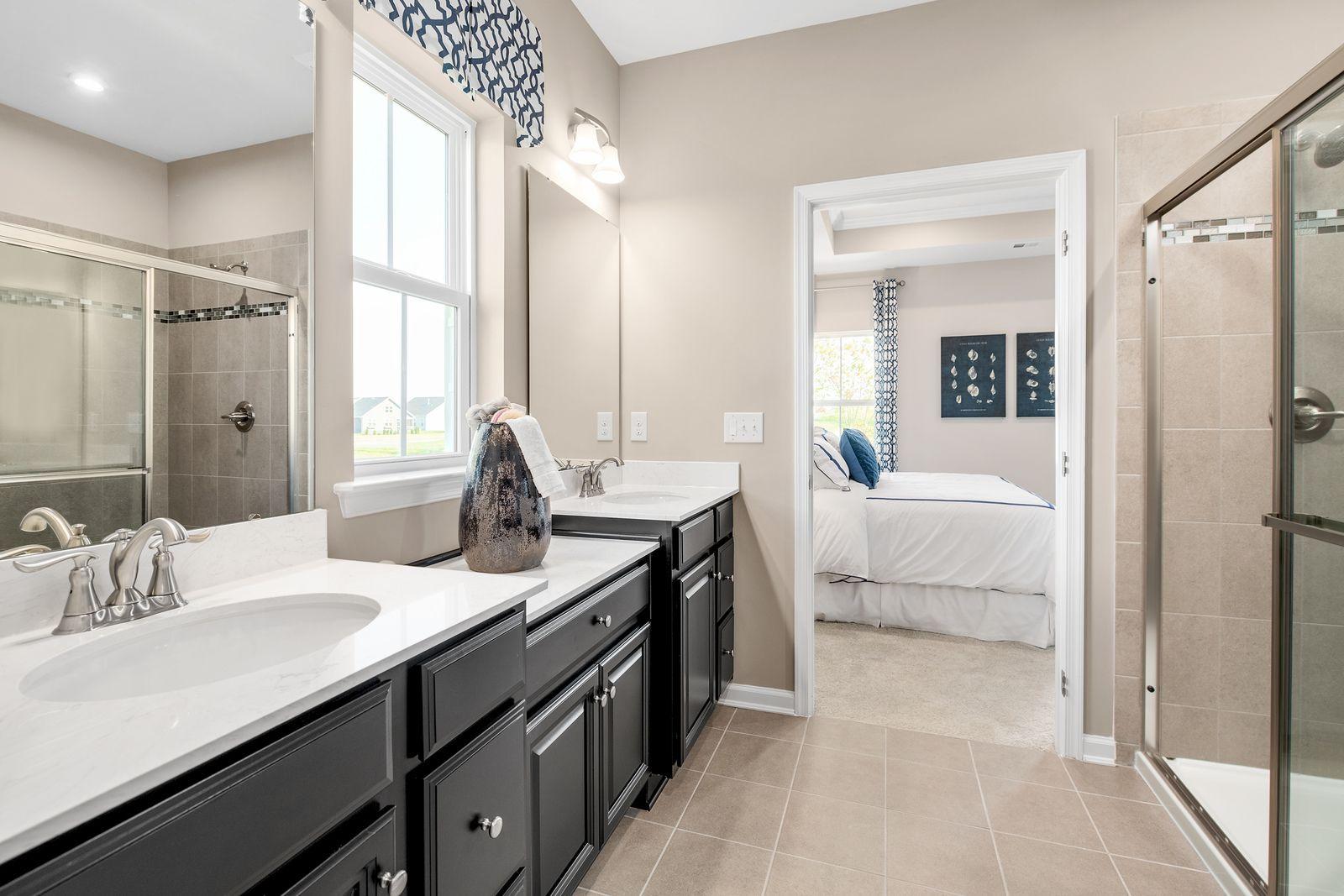 Bathroom featured in the Palladio By Ryan Homes in Philadelphia, NJ