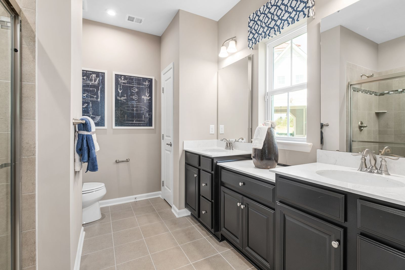 Bathroom featured in the Palladio Ranch with Full Basement By Ryan Homes in Indianapolis, IN