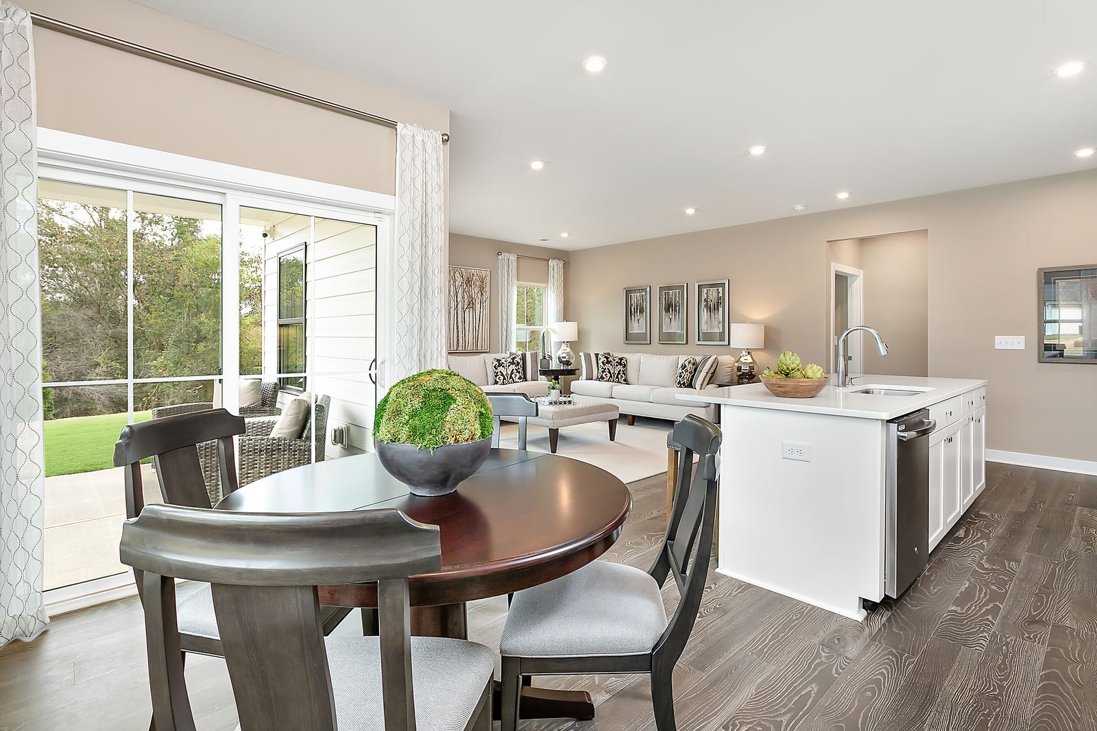 Kitchen featured in the Bramante 2-Story By Ryan Homes in Charlotte, NC