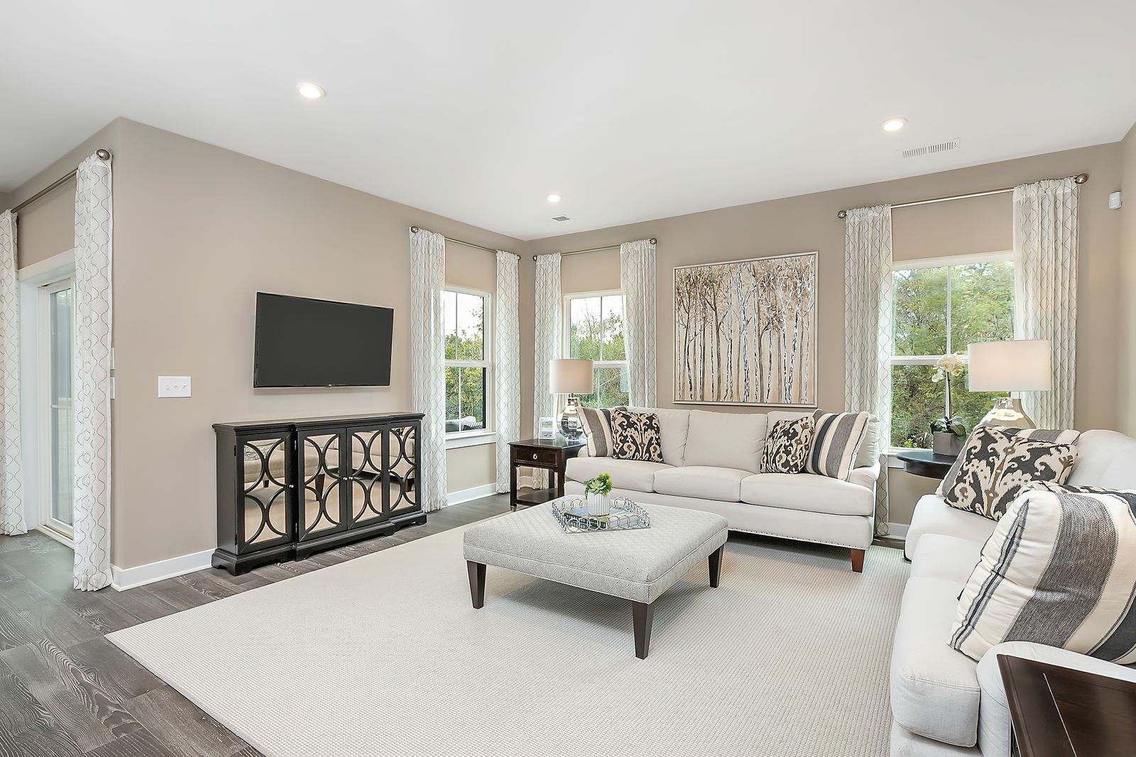 Living Area featured in the Bramante 2-Story By Ryan Homes in Charlotte, NC