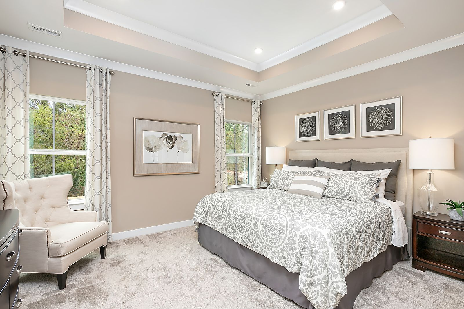 Bedroom featured in the Bramante 2-Story By Ryan Homes in Charlotte, NC