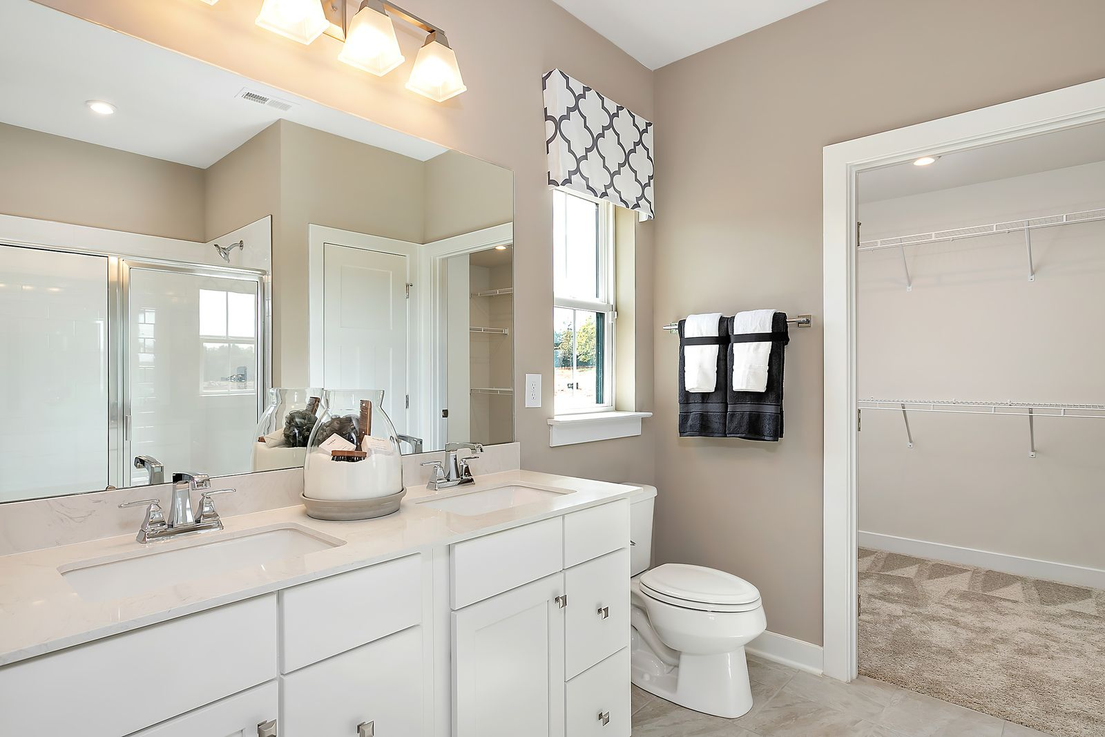 Bathroom featured in the Bramante 2-Story By Ryan Homes in Charlotte, NC