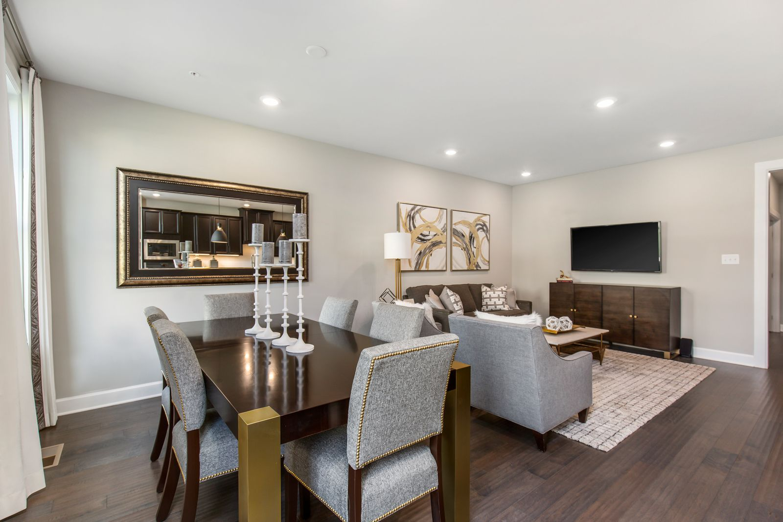 Living Area featured in the Merion By NVHomes in Philadelphia, PA