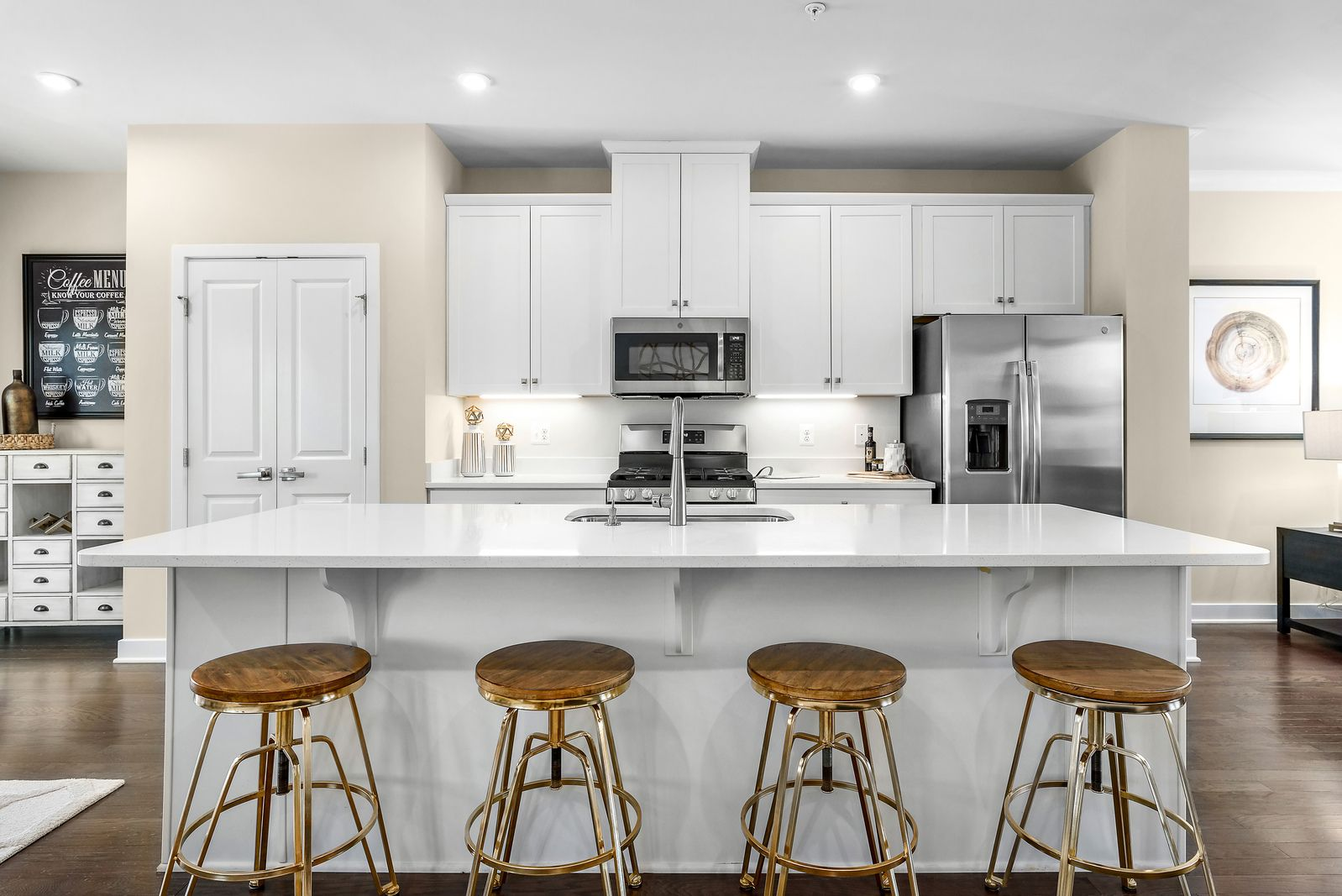 Kitchen featured in the Strauss By Ryan Homes in Baltimore, MD