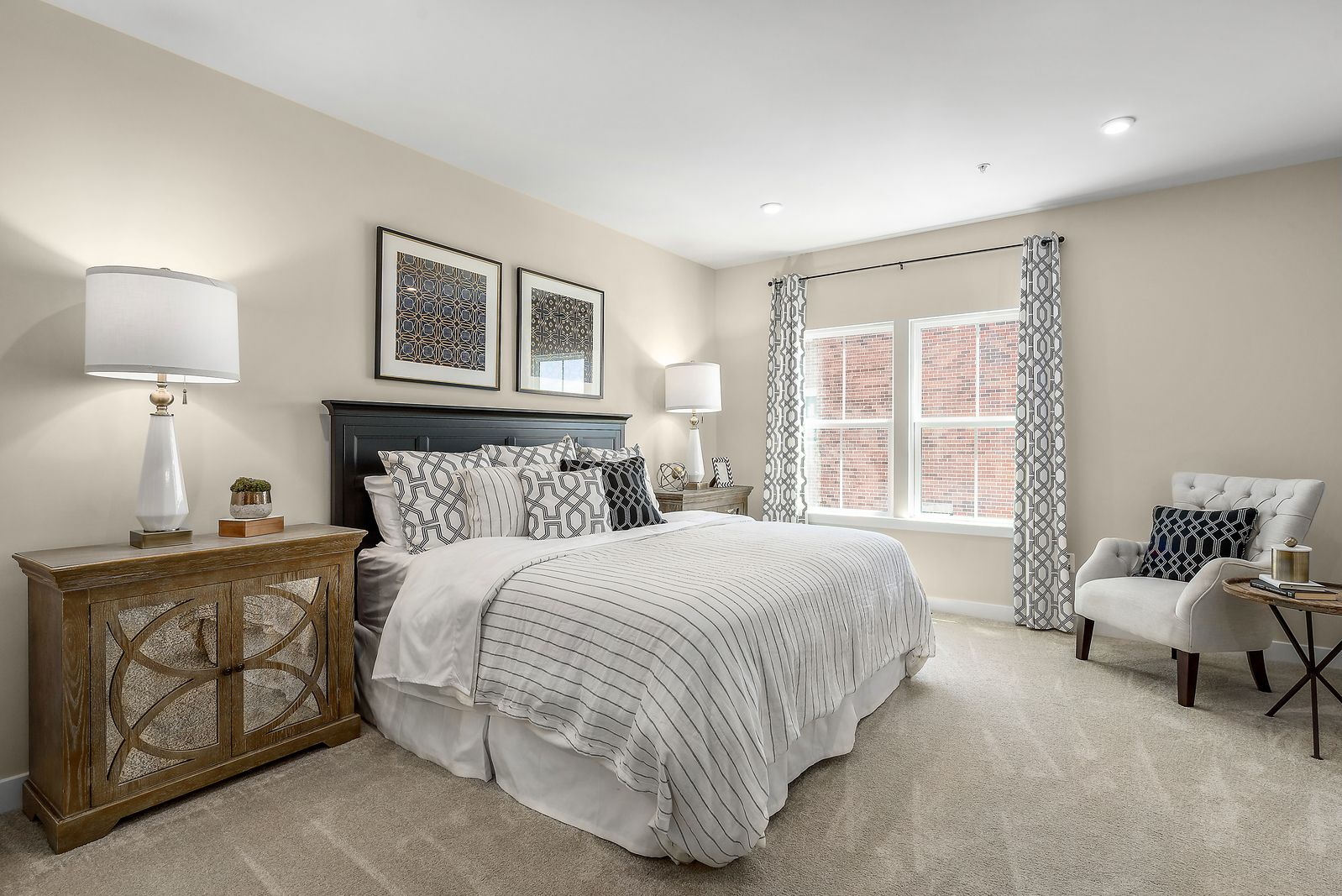 Bedroom featured in the Strauss By Ryan Homes in Philadelphia, NJ