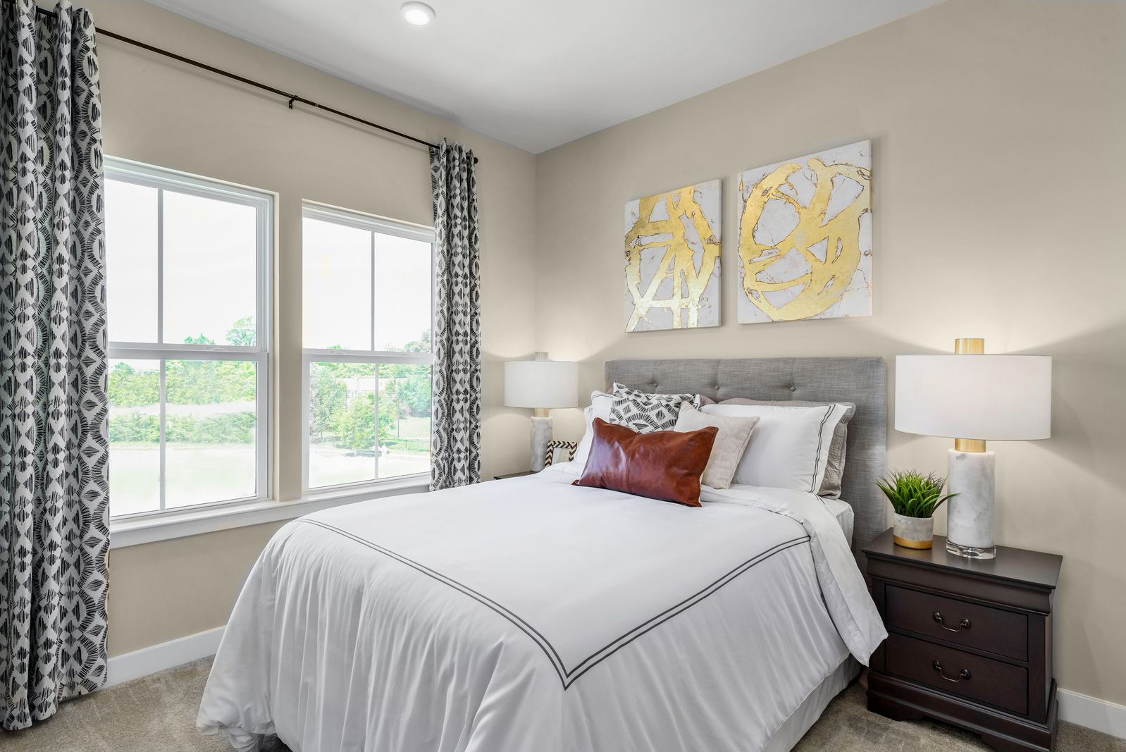 Bedroom featured in the Strauss By Ryan Homes in Baltimore, MD