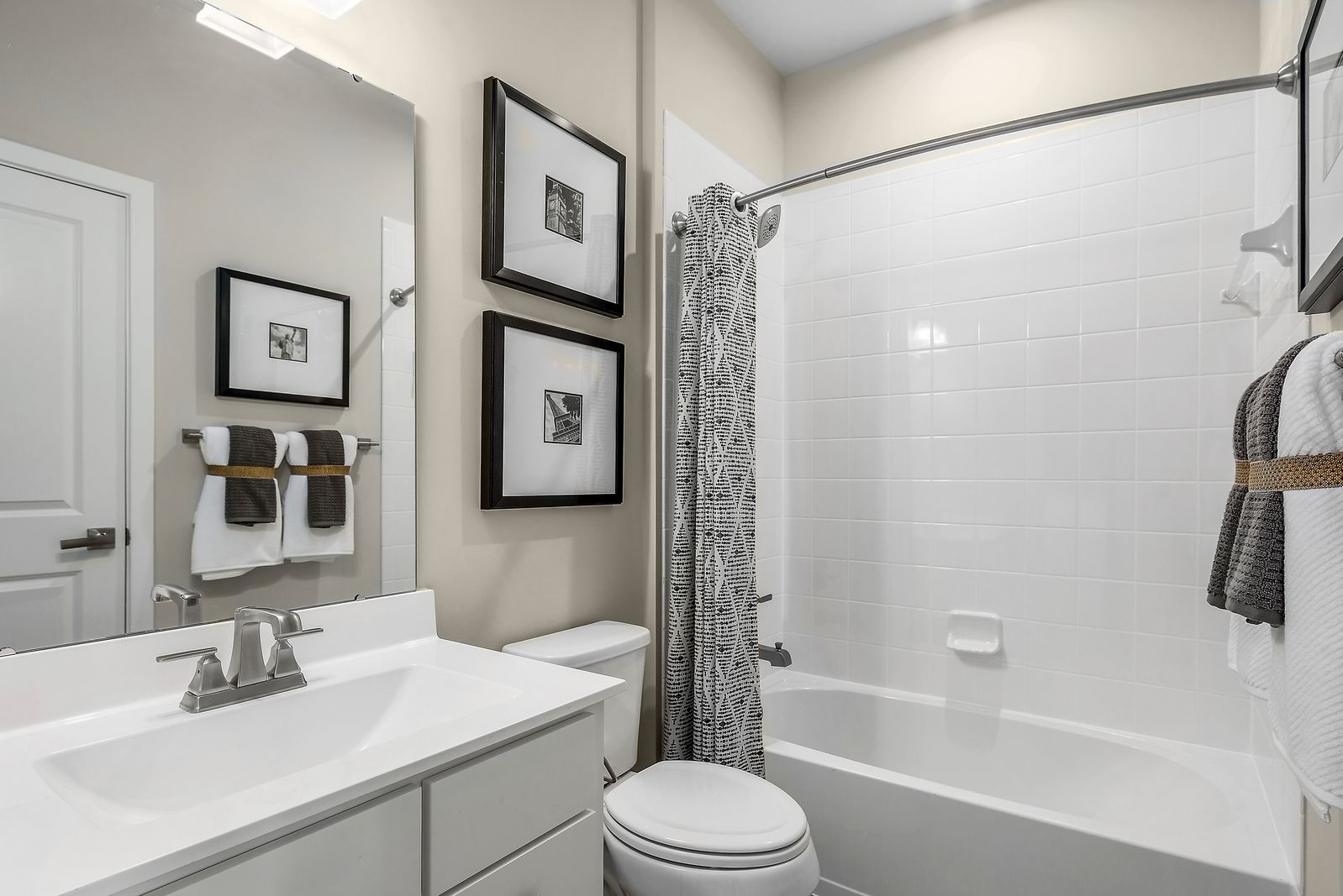 Bathroom featured in the Strauss By Ryan Homes in Baltimore, MD