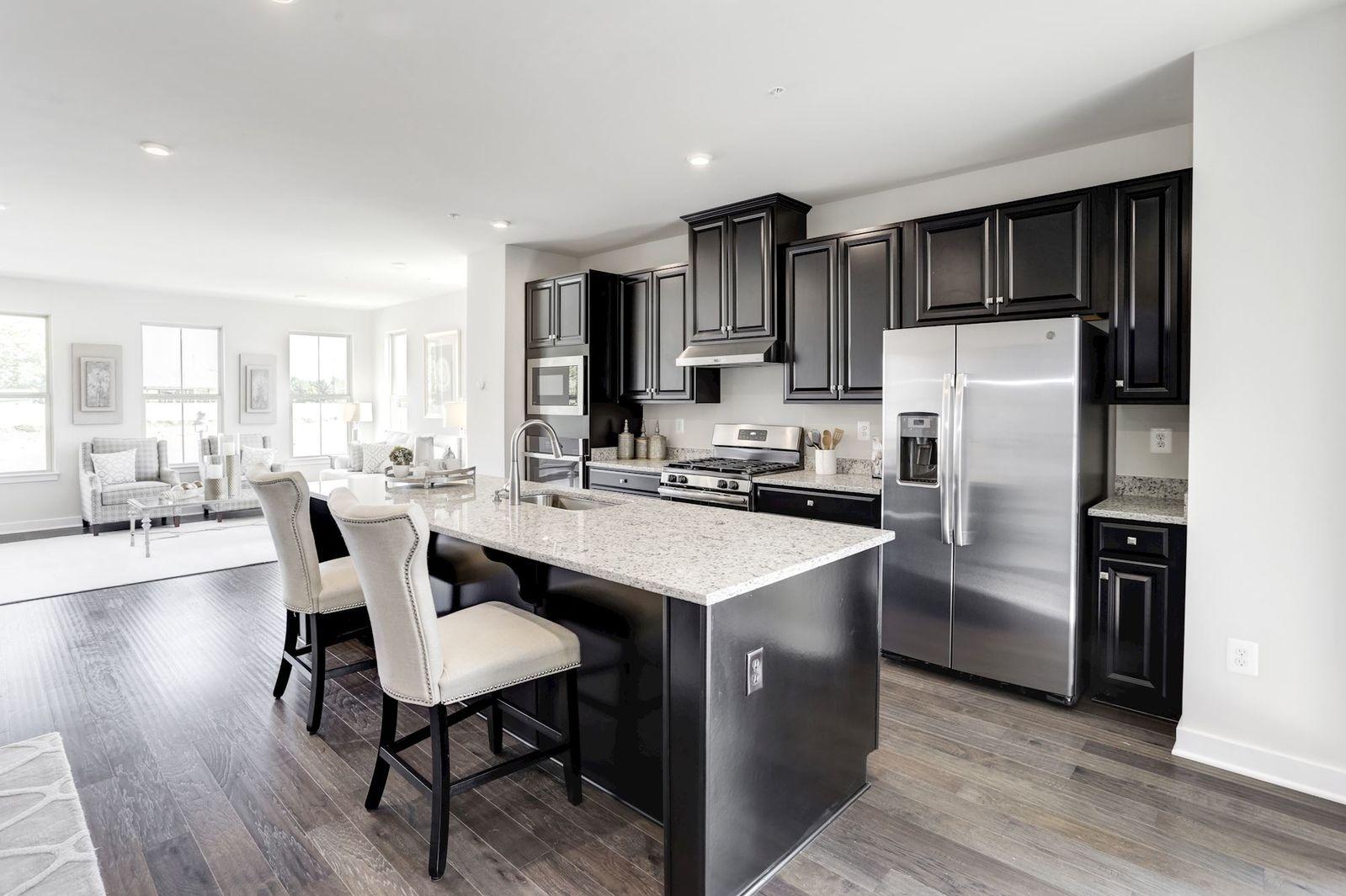 Kitchen featured in the Serenade By Ryan Homes in Wilmington-Newark, DE