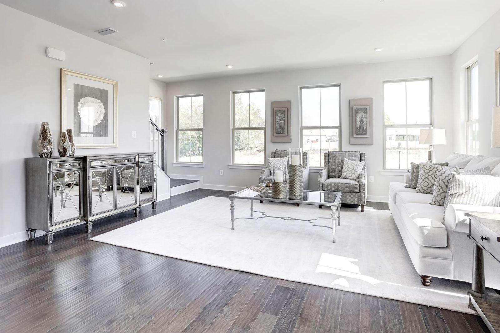 Living Area featured in the Serenade By Ryan Homes in Wilmington-Newark, DE