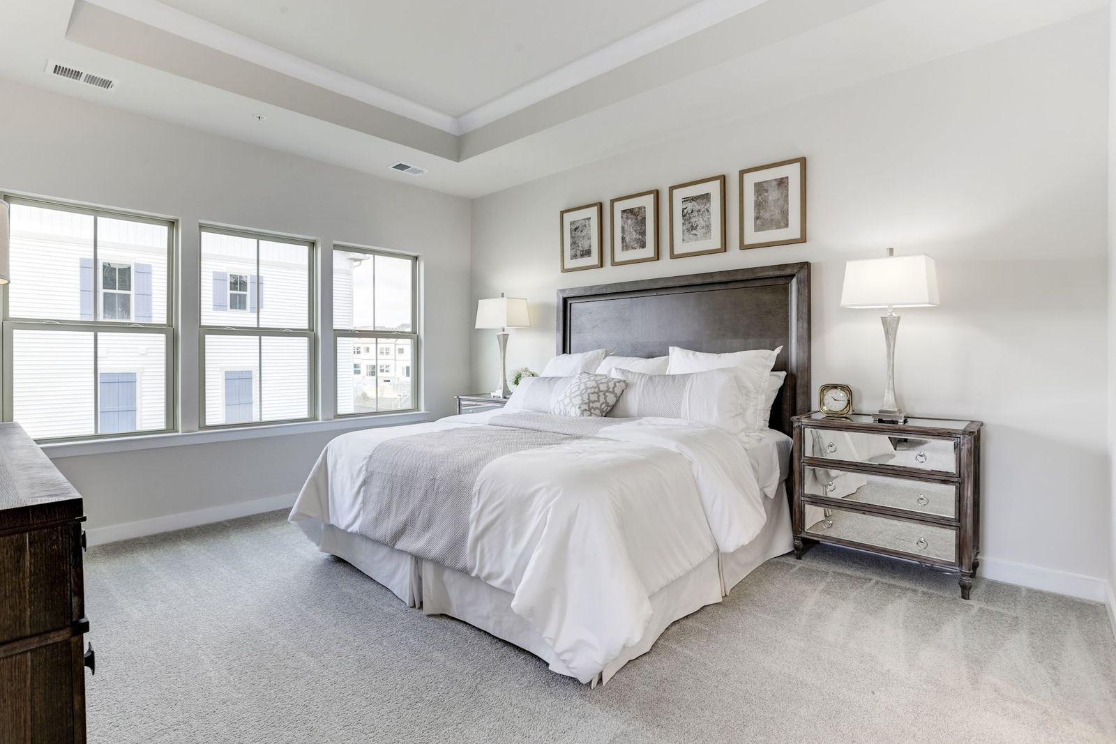 Bedroom featured in the Serenade By Ryan Homes in Wilmington-Newark, DE