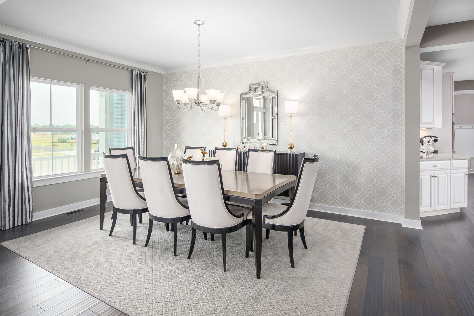 Living Area featured in the Versailles By Ryan Homes in Richmond-Petersburg, VA