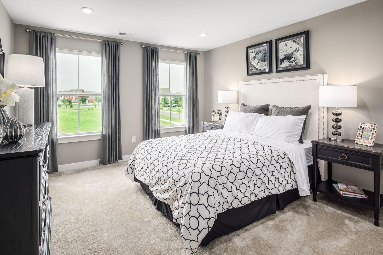 Bedroom featured in the Versailles By Ryan Homes in Richmond-Petersburg, VA