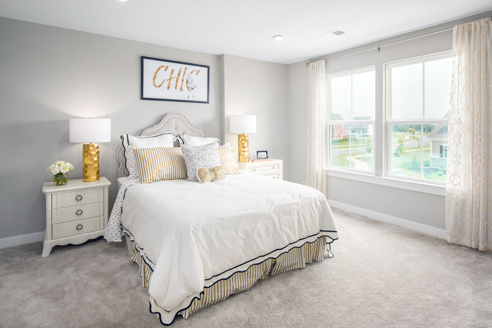 Bedroom featured in the Versailles By Ryan Homes in Richmond-Petersburg, VA