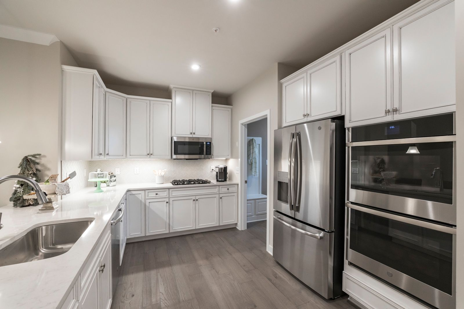 Kitchen featured in the Griffin Hall Grand By Ryan Homes in Philadelphia, PA