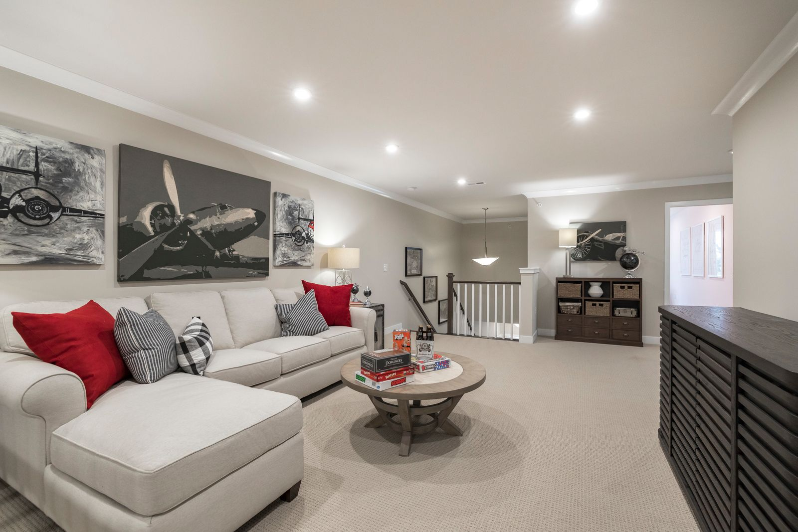 Living Area featured in the Griffin Hall Grand By Ryan Homes in Philadelphia, PA