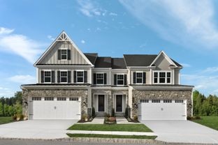 Haverford A - Greystone Twin and Townhomes: West Chester, Pennsylvania - NVHomes