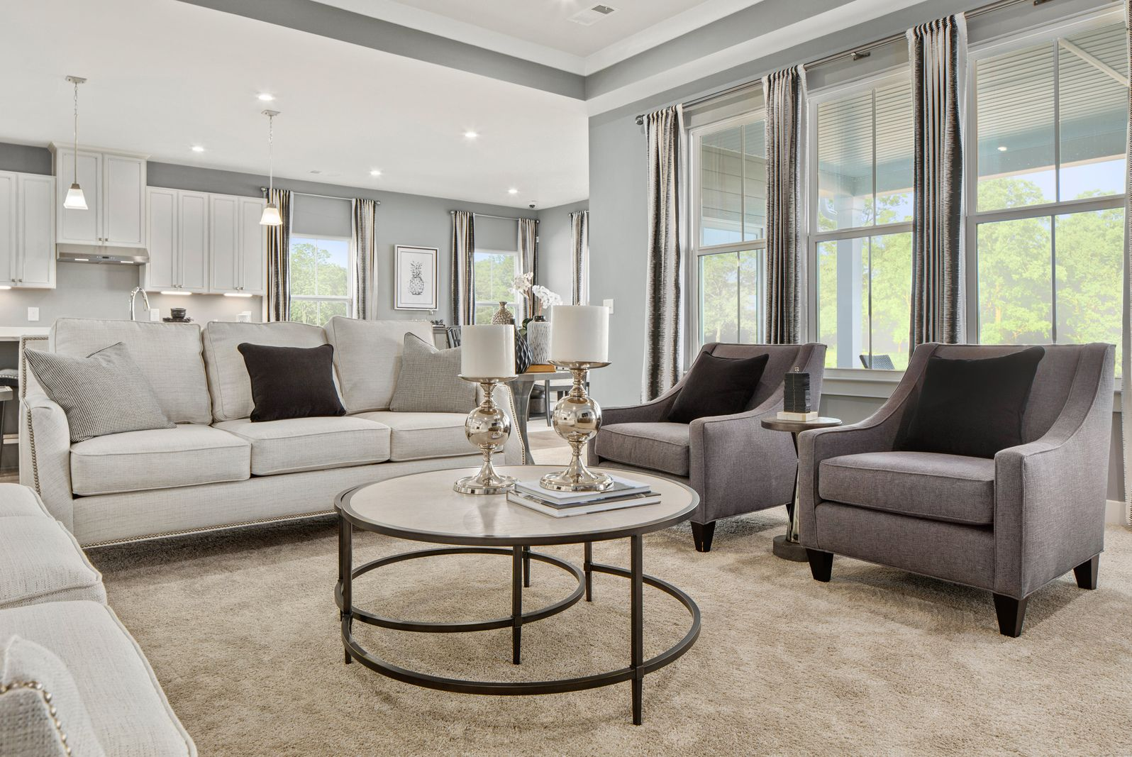 Living Area featured in the Savannah By Ryan Homes in Sussex, DE