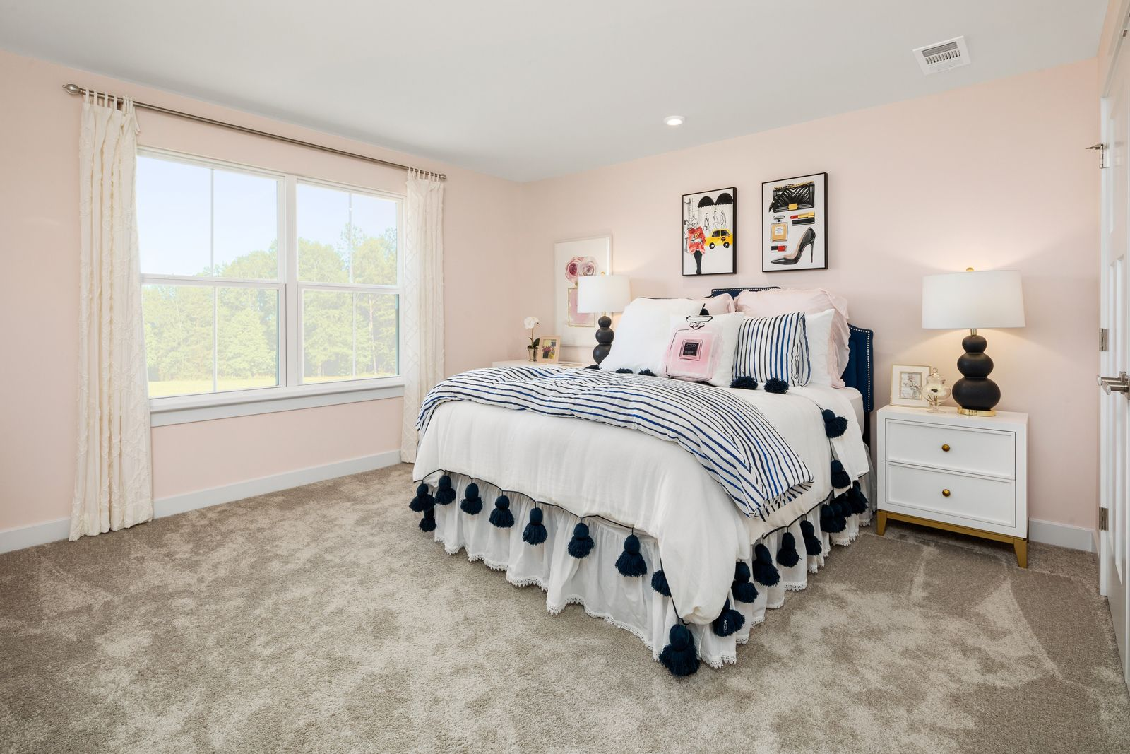 Bedroom featured in the Savannah with Full Basement By Ryan Homes in Indianapolis, IN