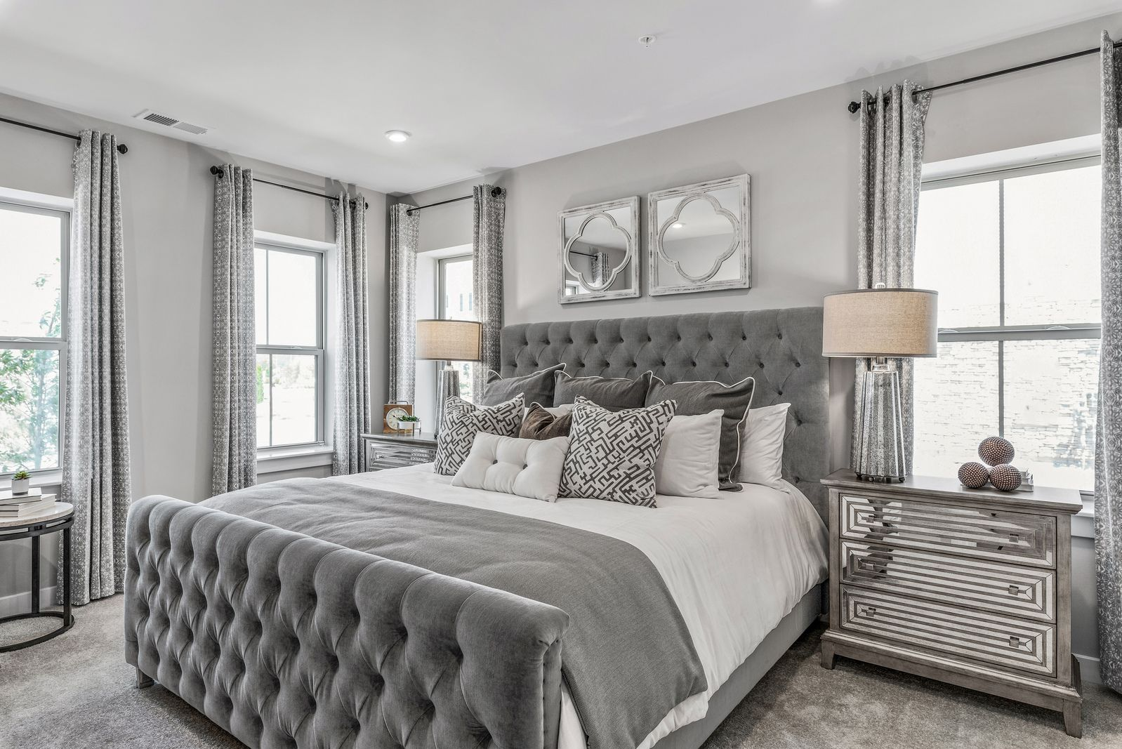 Bedroom featured in the Chambord Loft By Ryan Homes in Washington, MD