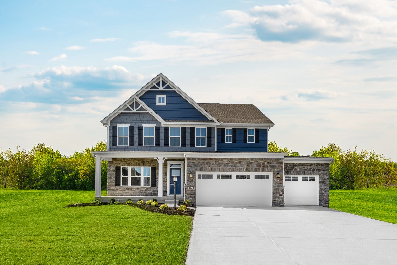 'Emory Trace' by Ryan Homes-IND in Indianapolis