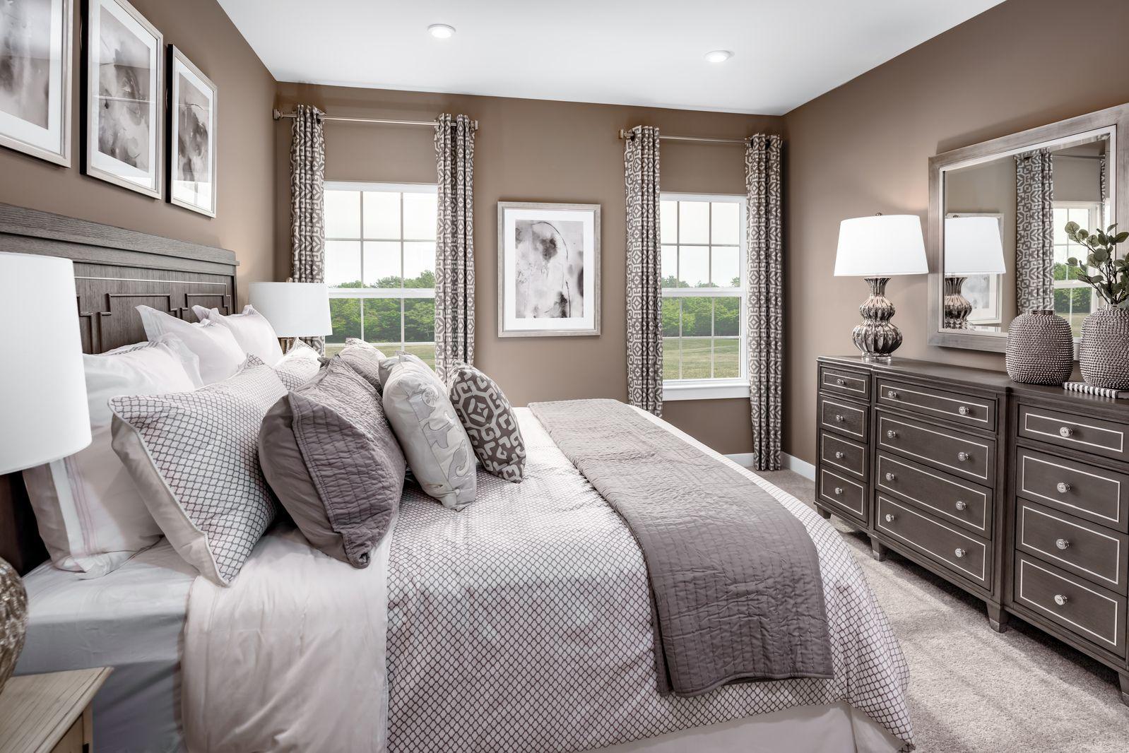 Bedroom featured in the Alberti By Ryan Homes in Warren County, NJ