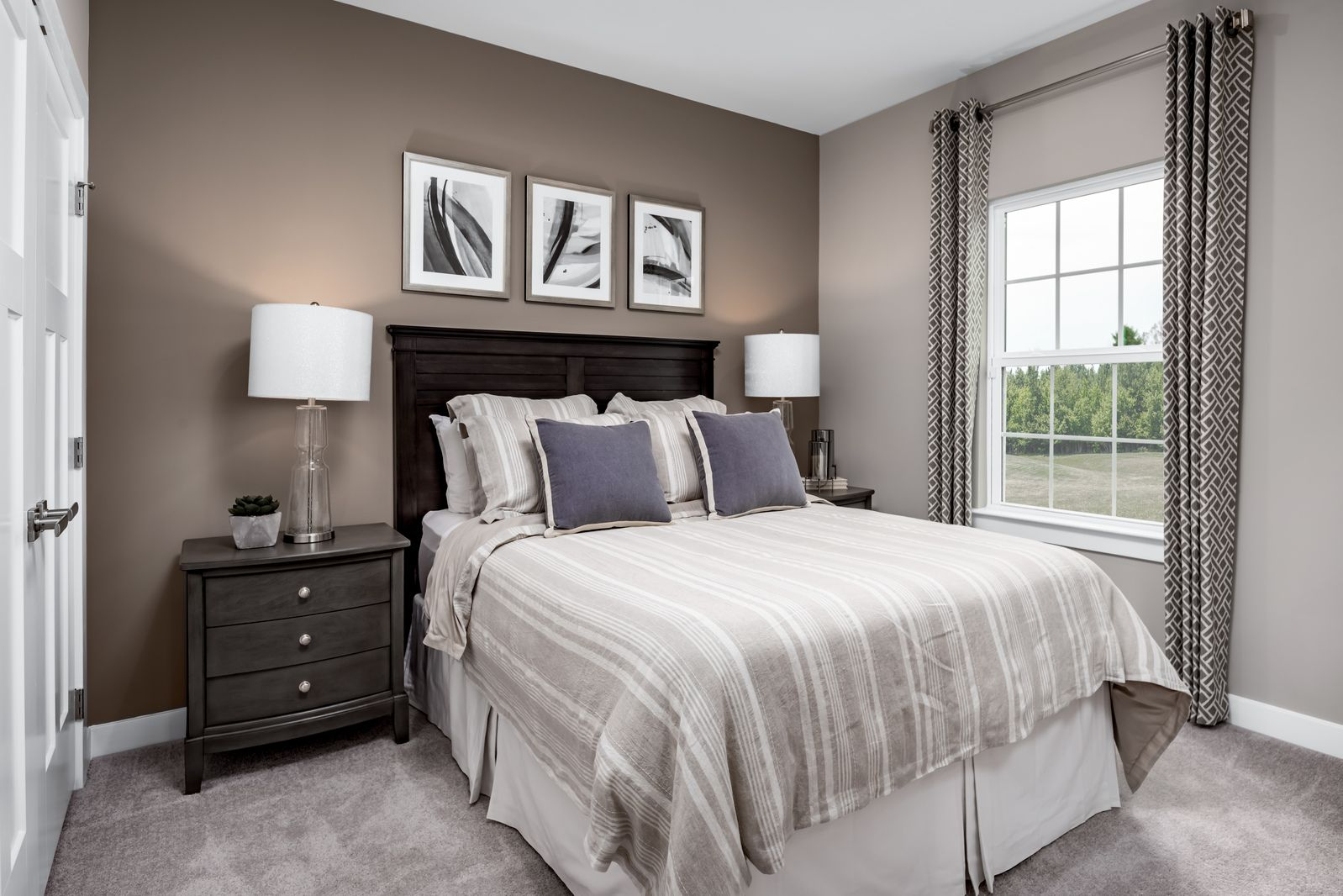 Bedroom featured in the Alberti Ranch By Ryan Homes in Cleveland, OH