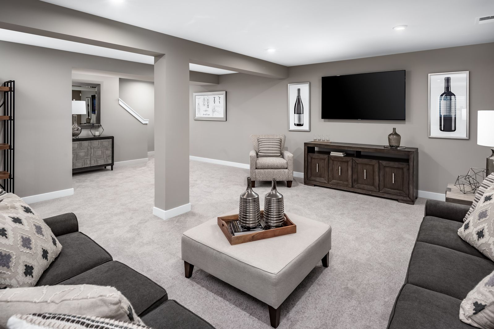 Living Area featured in the Alberti Ranch By Ryan Homes in Baltimore, MD